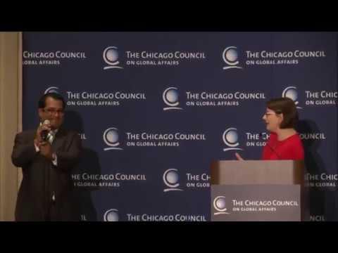 Felix Maradiaga on Rebuilding Central America