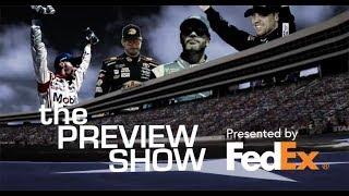 Fedex Preview Show: Martinsville Speedway