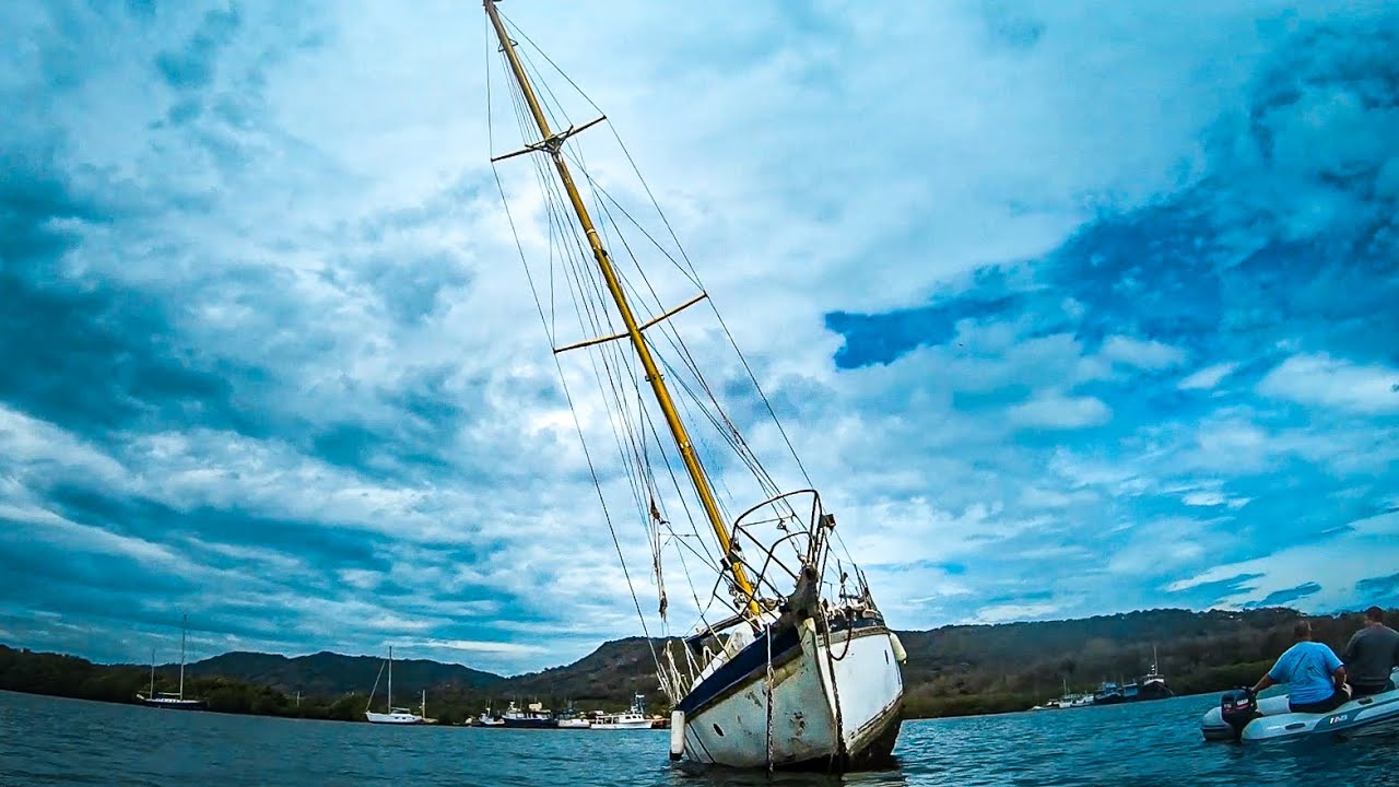 Eleven Sailboats BROKE FREE in One HOUR Ep 136