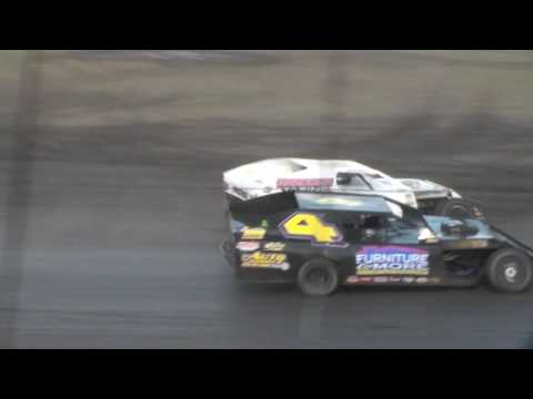 Modified Bmain 1 @ Hancock County Speedway 08/14/16