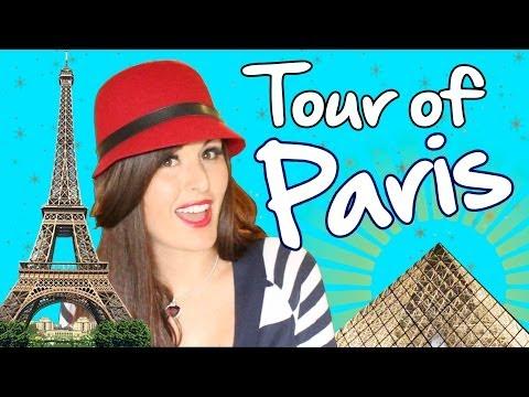 PARIS Travel- Eiffel Tower, Sidewalk Cafes & Subway Fun 💋