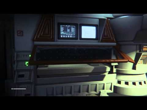 Alien Isolation Episode 1: Greasy Spinning (G & Rod's Games Room) |
