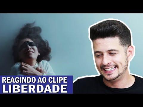 REAGINDO AO CLIPE LIBERDADE DA PRISCILLA ALCANTARA