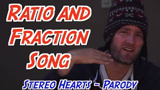 The Ratio and Fraction song, (Stereo Hearts) Remix thumbnail