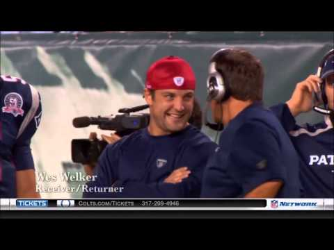 Video: Hilarious Footage From The Time Bill Belichick Told Wes Welker He's Going To Lose Job To Julian Edelman
