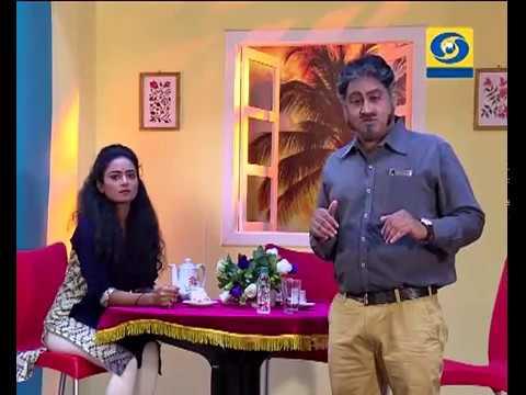 Good Morning Sahyadri - 17 February 2018 - गुड मॉर्निंग सह्याद्री