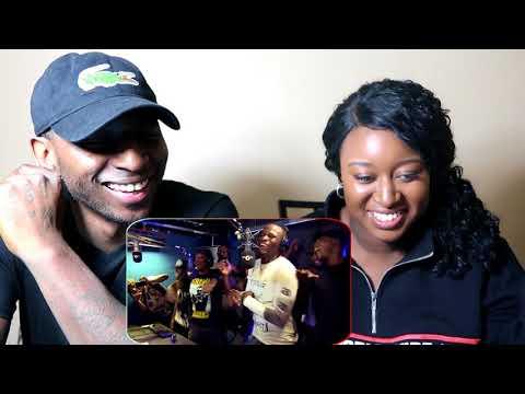 #SixtyMinutesLive - Dizzee Rascal, BBK, Lethal Bizzle, Tempa T /REACTION VIDEO Part 2 (Reaction)