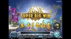 Cloud Quest slot Super Big Win - Play'n GO