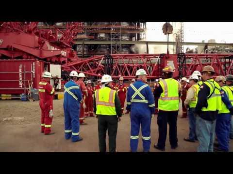 El Segundo Refinery Coke Drum Reliability Project