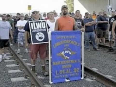 The War At the Port Of Longview, Washington And the ILWU