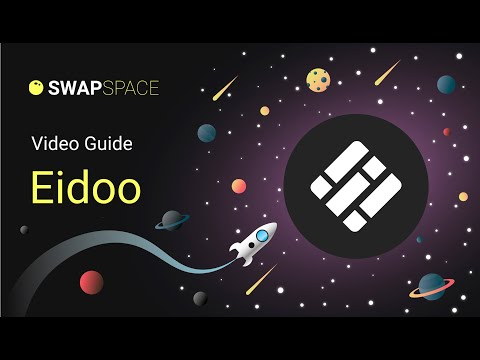 How to Swap Eidoo Coin on SwapSpace: Crypto Exchange Guide
