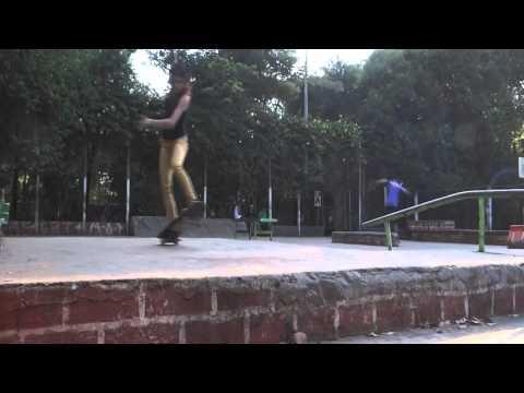 Sabrina Oliveira - Skate board