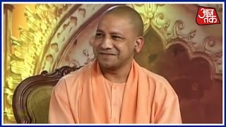 Exclusive : Yogi Adityanath Speaks At 'Panchayat Aaj Tak' - Uttar Pradesh