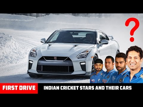 List of cars owned by Indian cricket stars |FIRST DRIVE|