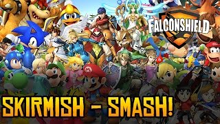 Skirmish - Smash! (Super Smash Bros Mega-Collab)