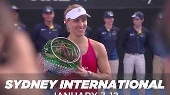 2019 WTA Tournament Calendar