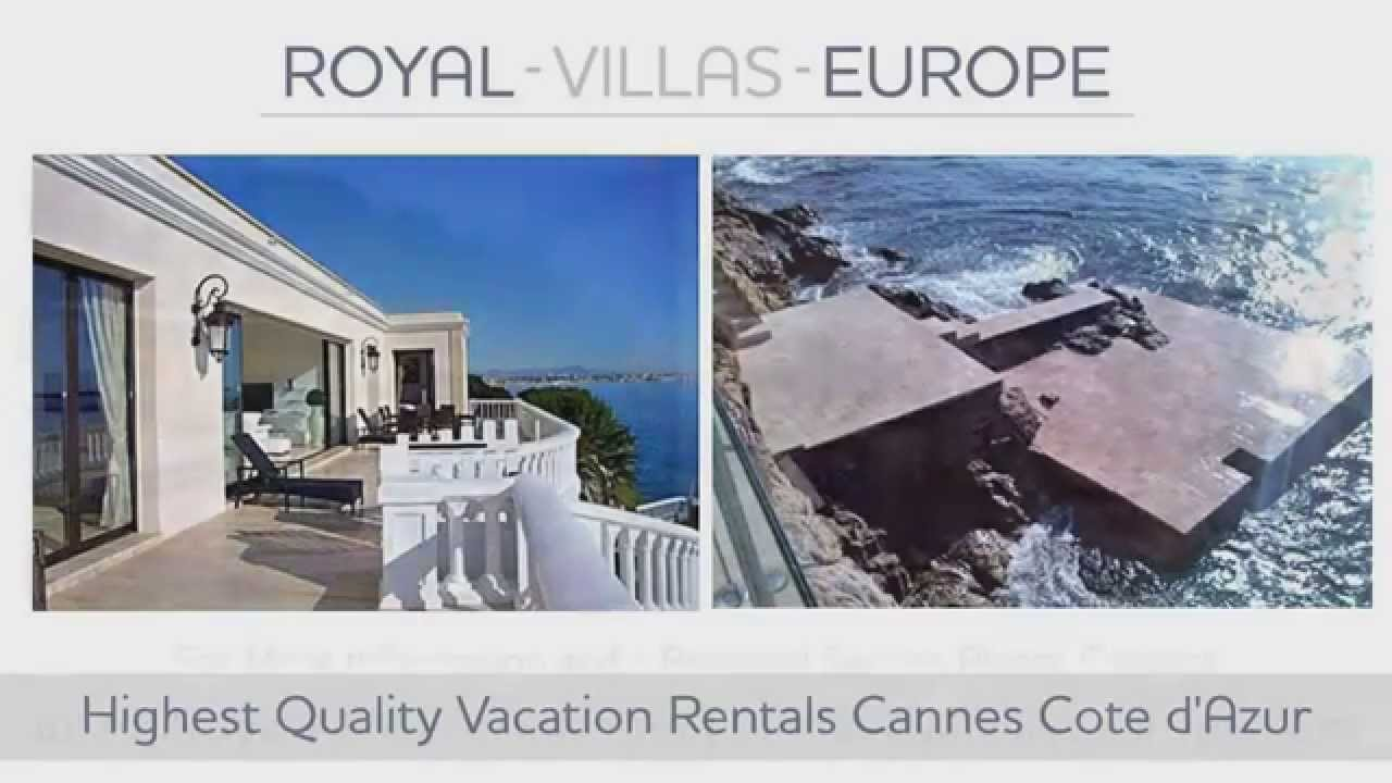 Luxury Villa Rentals Cannes Cote Du0027Azur France   Luxury Holiday Home  Vacation Rentals   YouTube