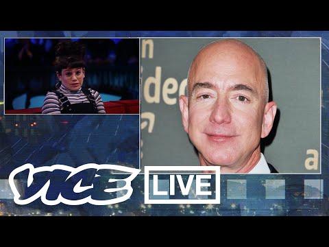 Lauren Sanchez's Brother Leaks Jeff Bezos' Texts | VICE LIVE