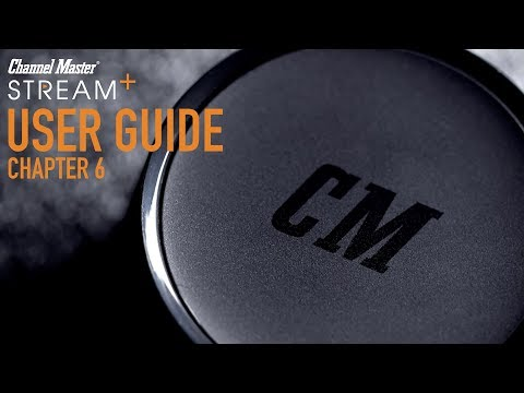Channel Master | Stream+ User Guide - Chapter 6: Live Channels App & DVR Features