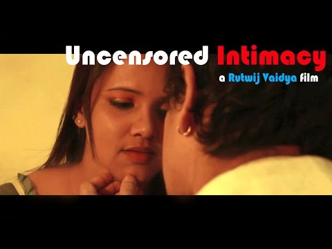 Uncensored Intimacy - A short film of countless kisses