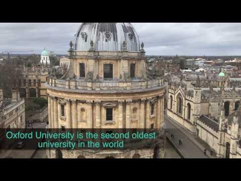 Oxford fun facts