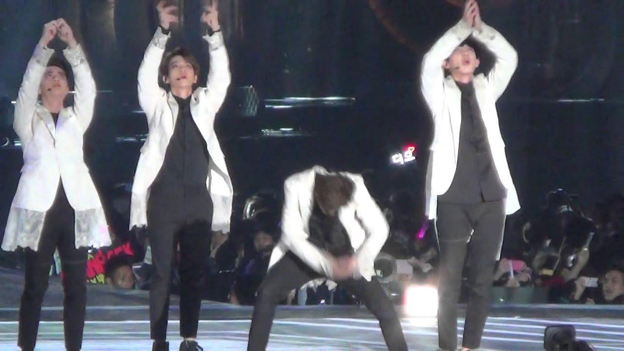 141203[ Fancam] MAMA EXO Kai Solo Dance & Overdose