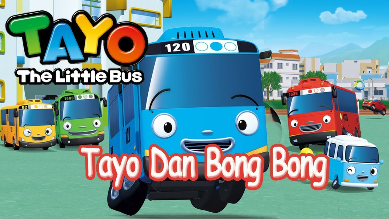 89+ Gambar Tayo Dan Bong Bong Kekinian