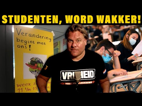 STUDENTEN, WORD WAKKER! - DE JENSEN SHOW #214