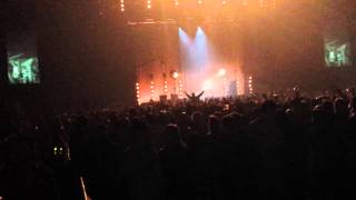 The Courteeners - The Rest Of The World Has Gone Home LIVE (The MEN Arena Manchester 13/12/13)