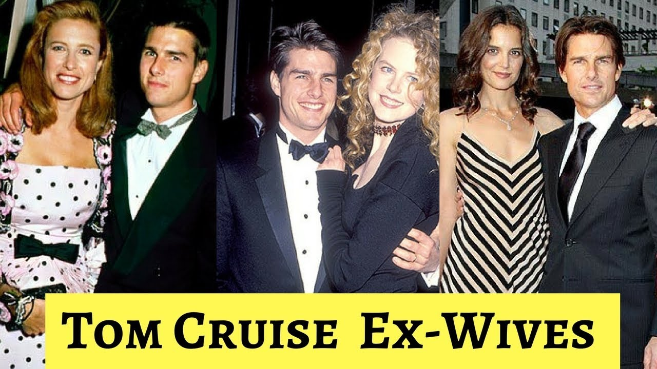 Tom Cruise Wife Ex Wiv...