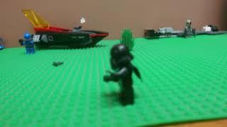Darth Vader Rage Mode Lego Star Wars