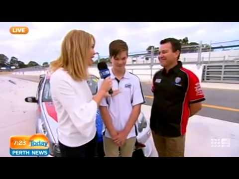 Barbagallo Raceway - Alex Rullo - Part 1 | Today Perth News
