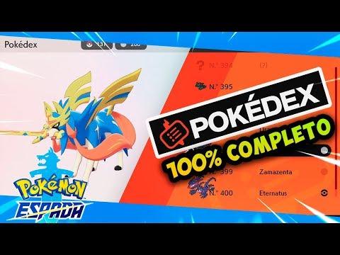 """¿como-completar-la-pokedex?-#01-""""pokemon-espada-y-escudo""""-*trucos-y-secretos*"""