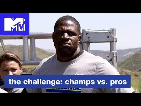 'Wes vs. Kam'  Sneak Peek  The Challenge: Champs vs. Pros  MTV