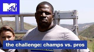 'Wes vs. Kam' Official Sneak Peek | The Challenge: Champs vs. Pros | MTV