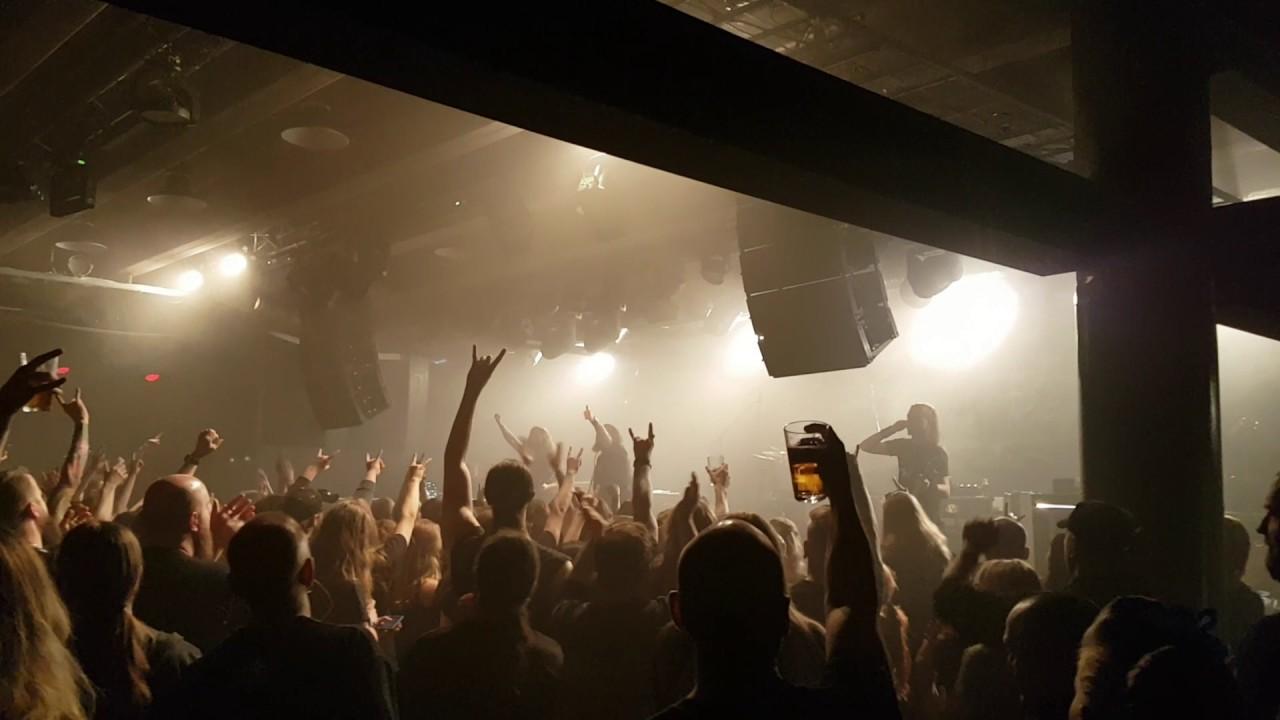 Download Decapitated  - The Blasphemous Psalm to ... / Blood Mantra (Kraken, Stockholm, Sweden, 2017 05 18)