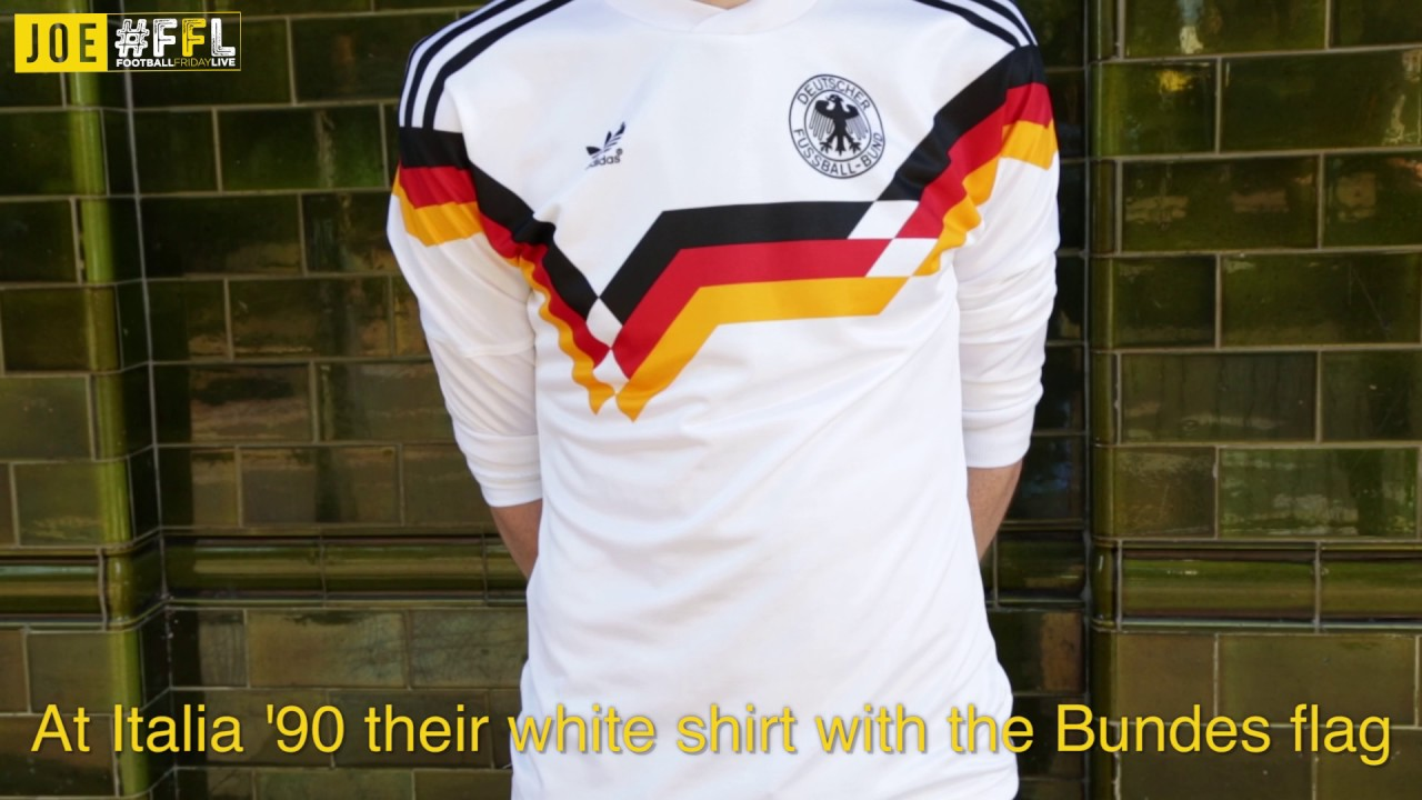 purchase cheap 371ca 9e17f The Best Classic Football Shirts