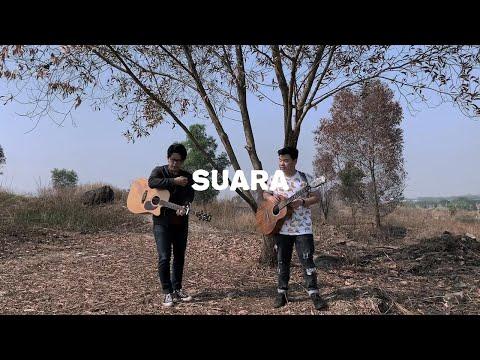 Suara - Hijau Daun ( Willy Anggawinata Cover + Lirik )