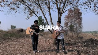 Suara - Hijau Daun ( Willy Anggawinata Cover + Lirik )