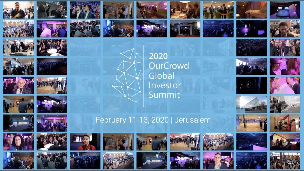 Risultato immagini per ourcrowd summit 2020