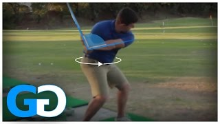 Golf Tips: HOW TΟ PUSH OFF THE RIGHT SIDE