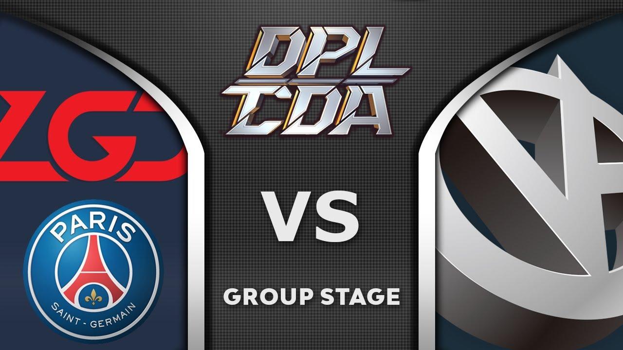 PSG.LGD vs VG - RAMPAGE! - DPL-CDA Professional League S2 2020 Highlights Dota 2