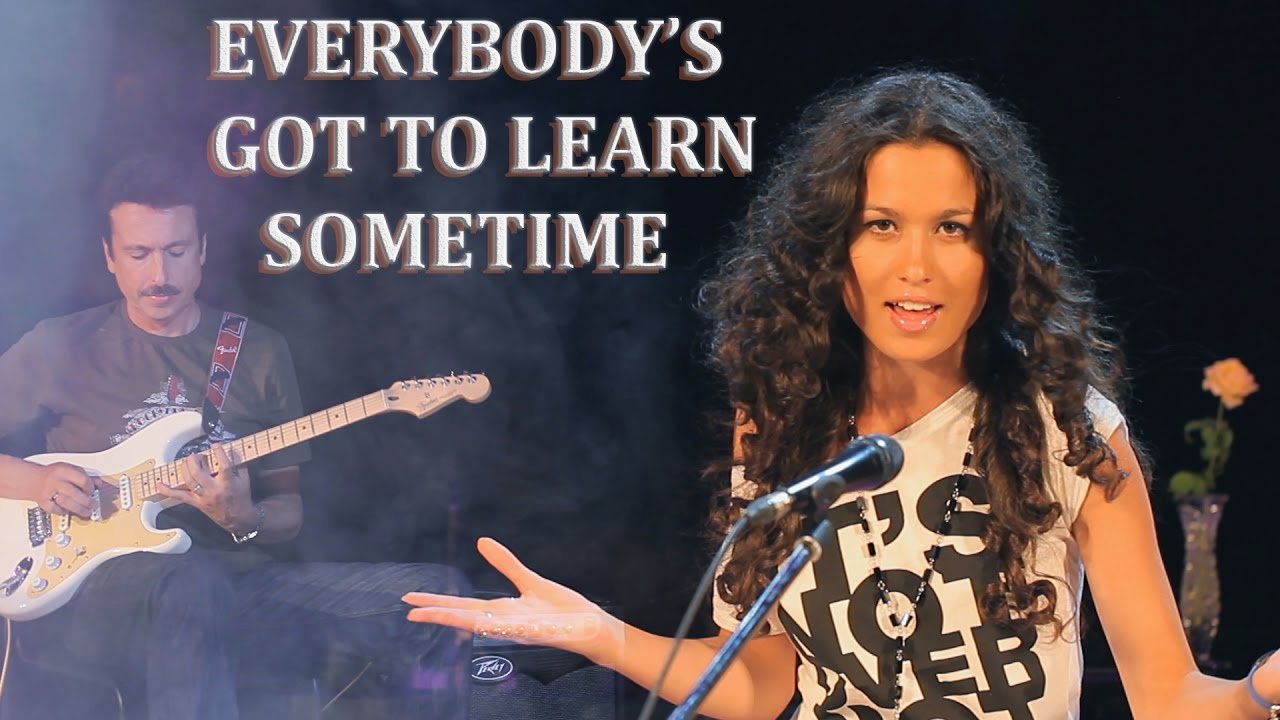 Everybody's Got to Learn Sometime - Wikipedia, la ...