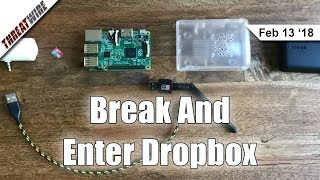 Break And Enter Dropbox - Amazon Key Gets Hacked - ThreatWire