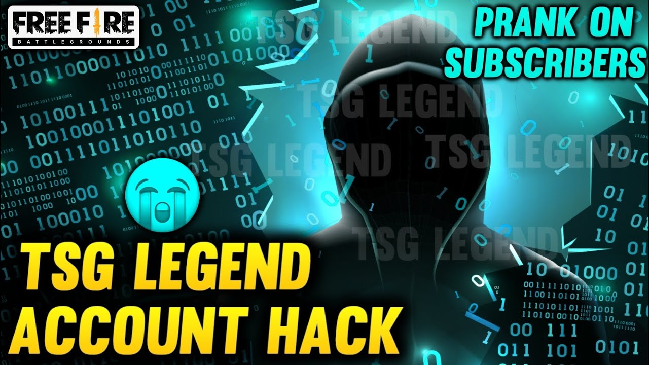 TSG LEGEND ID HACKED 😭 || PRANK ON SUBSCRIBERS || UNBELIEVABLE SUPPORT BY SUBSCRIBER'S ❤️