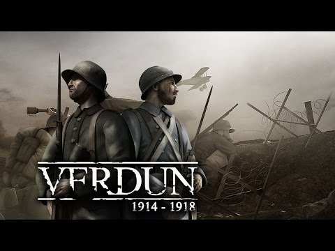 Verdun - WWI Trench Warfare FPS - Central Powers 77y Squad