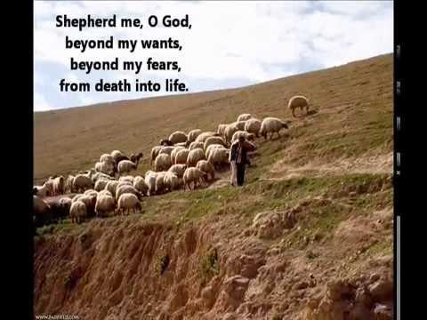 Shepherd Me, O God By Marty Haugen