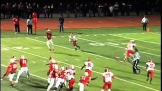 11 21 14 Lenape Valley vs Westwood Football N1, G2 Semifinal