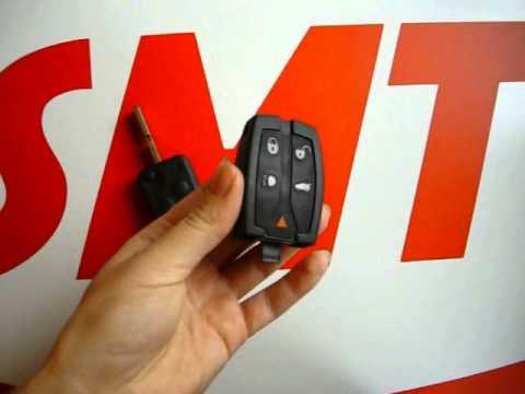корпус авто ключа с кнопками на Опель