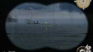 Naval Combat in Java Sea